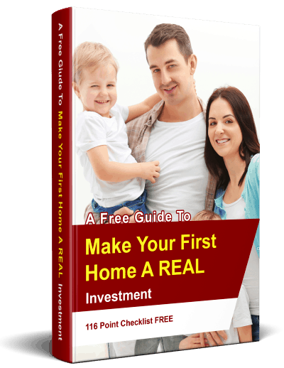 Make Your First Home Real Investment